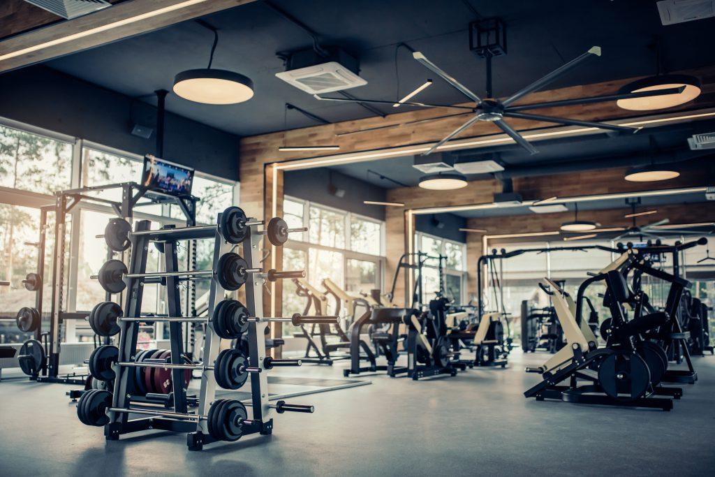 sportschool in Deventer
